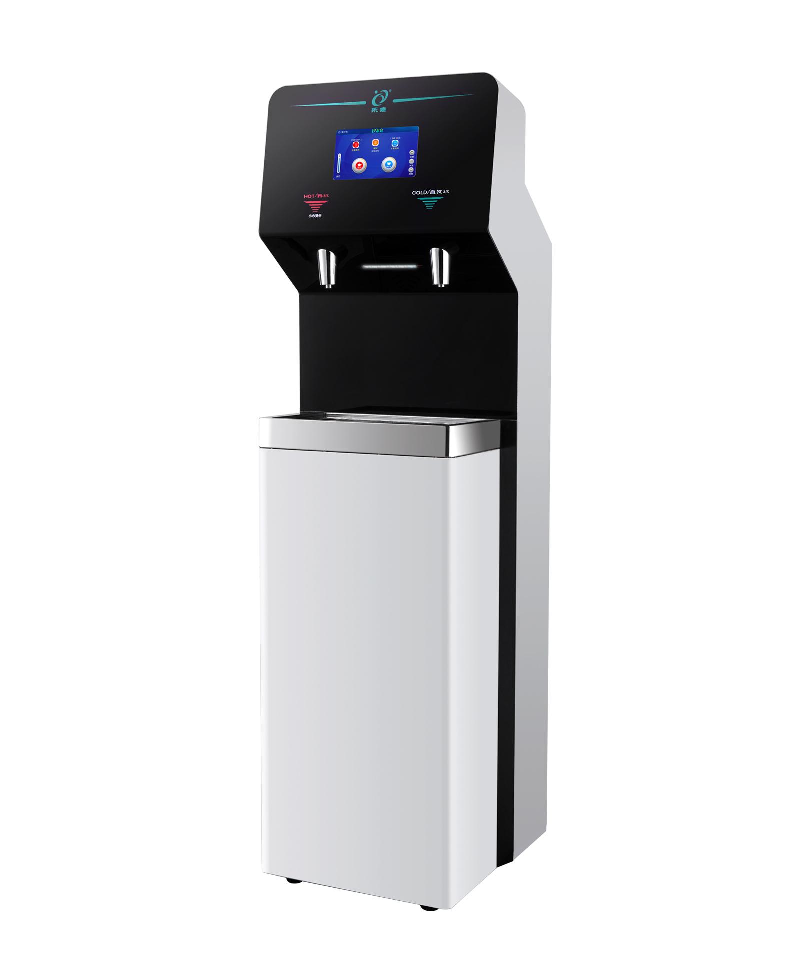 智能即热式商务不锈钢饮水机YC-2L-JR2